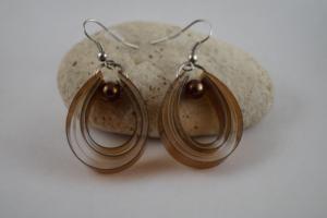 Plastic earring 03